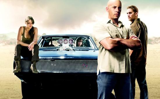 Fast & Furious 7 giữ ngôi vương phòng vé 4 tuần liên tiếp