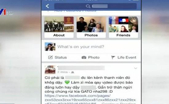 Bkav cảnh báo chiêu lừa người dùng Facebook