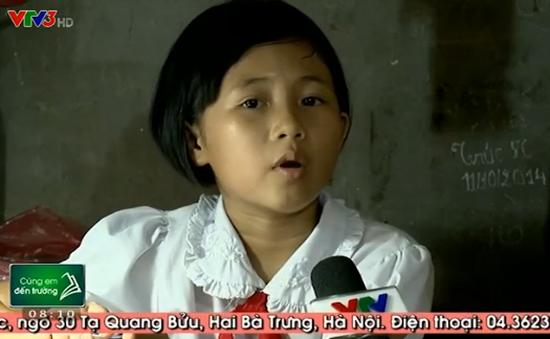 Nghị lực vượt khó của học sinh nghèo tỉnh Quảng Nam