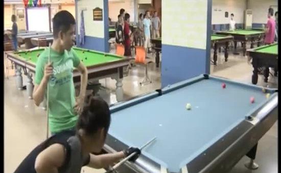 SEA Games 28: Đội tuyển billiards&snooker phấn đấu giành HCV