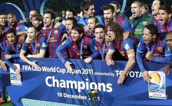 VTV6 tường thuật trực tiếp Giải vô địch bóng đá thế giới các CLB 2015