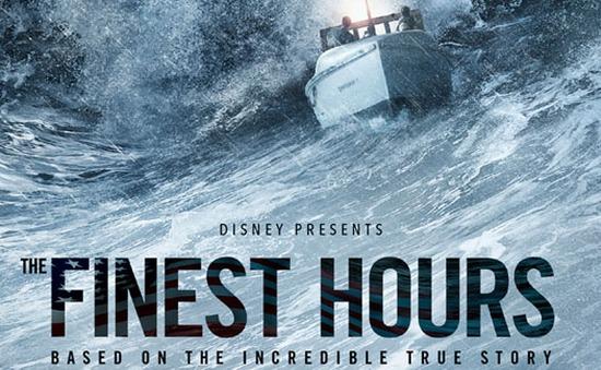 The Finest Hours – Cuộc giải cứu không tưởng giữa lòng biển khơi