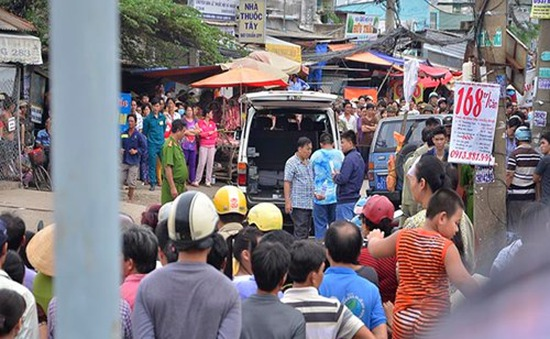 TP.HCM: Truy sát nhau giữa đường phố, 2 thanh niên tử vong