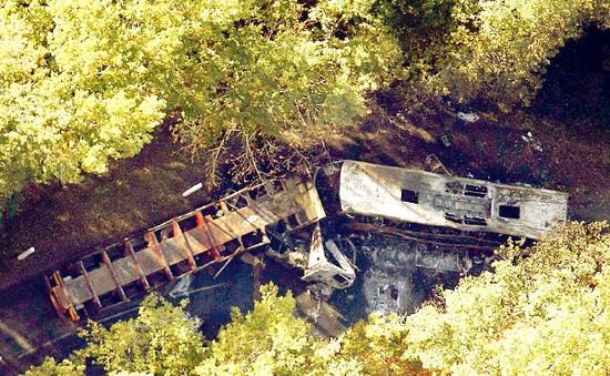 Tổng thống Pháp cam kết điều tra vụ tai nạn tồi tệ nhất 33 năm qua