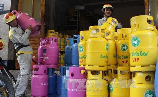 Hôm nay (2/11), giá gas tăng hơn 1.400 đồng/kg