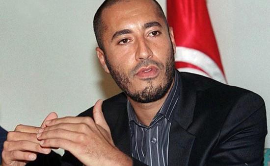 Libya hoãn xét xử con trai cố Tổng thống Muammar Gadhafi