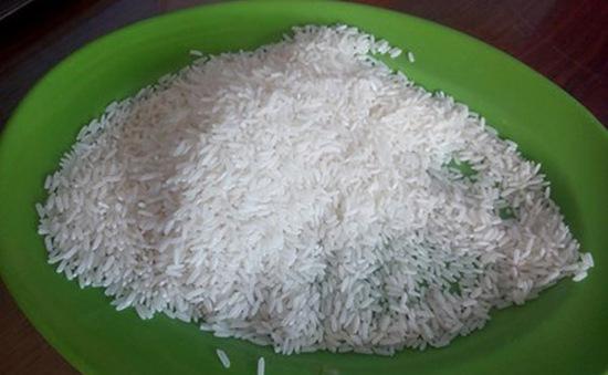 'Không có hiện tượng gạo giả, gạo cao su'