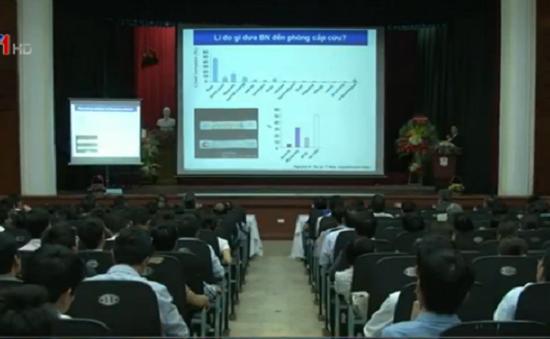 Nhiều chuyên gia quốc tế tham dự hội nghị quốc tế về gây mê, hồi sức