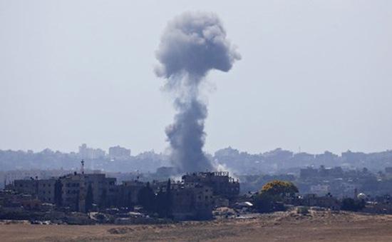 Hàng chục người thiệt mạng do căng thẳng leo thang tại Dải Gaza