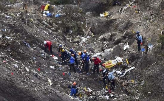 Nhận dạng toàn bộ 150 nạn nhân trong vụ tai nạn Germanwings