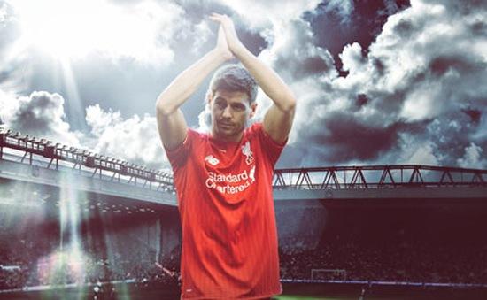 Steven Gerrard: 1 CLB, 17 năm, 7000km, 0 đồng chuyển nhượng