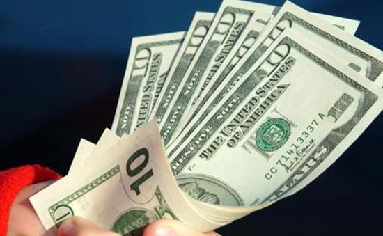 Giá USD giảm mạnh chưa từng thấy