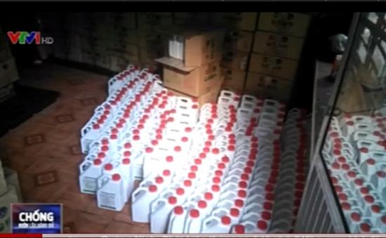 Gia Lai: Thu giữ số lượng lớn phân bón làm từ nguyên liệu hết hạn