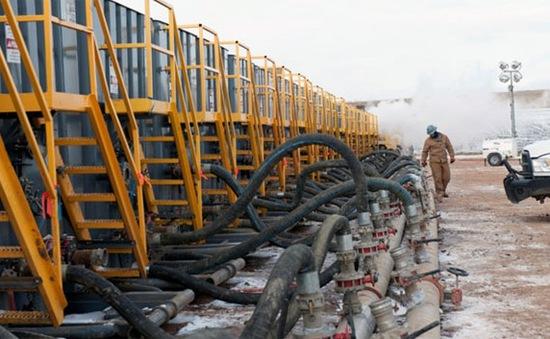 Nhu cầu dầu mỏ tăng với tốc độ nhanh nhất trong 5 năm