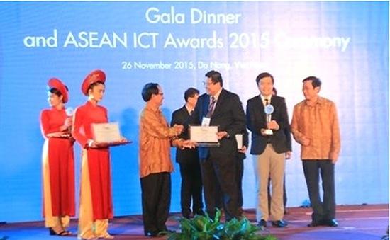 Trao giải thưởng Công nghệ Thông tin và Truyền thông ASEAN