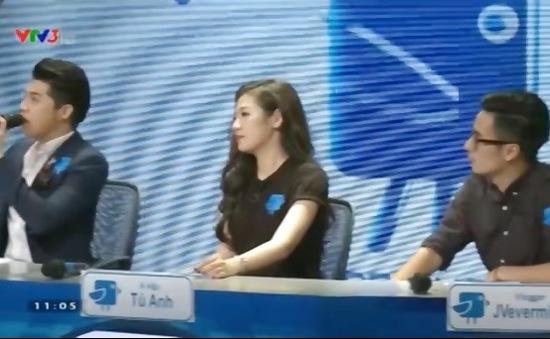 Á hậu Tú Anh, Noo Phước Thịnh, JVevermind hợp tác làm giám khảo