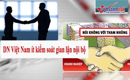 Điểm báo 30/12: DN Việt Nam ít kiểm soát gian lận nội bộ