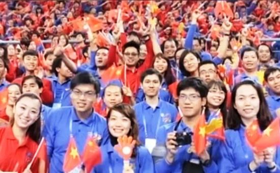 Giao lưu hữu nghị thanh niên Việt Nam - Trung Quốc