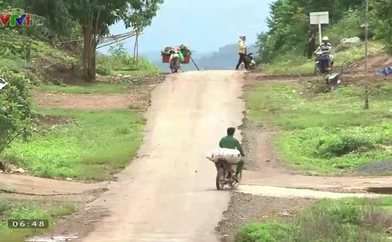 Đăk Nông: Nâng cấp hơn 700km đường nông thôn