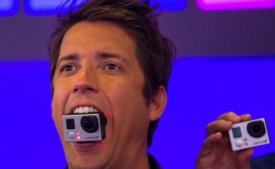 Giới đầu tư rộ thông tin Apple có thể mua lại GoPro