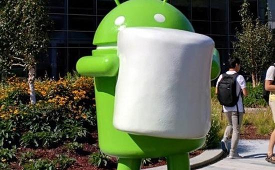 Android thế hệ mới được đặt tên theo kẹo dẻo Marshmallow