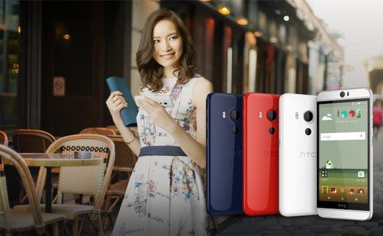 HTC Butterfly 3 chính thức ra mắt: Cấu hình mạnh, camera khủng