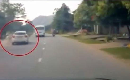 Ý thức tham gia giao thông: Cẩn thận không bao giờ thừa