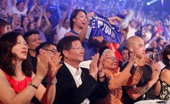 Cha của quán quân Vietnam Idol 2015 từng khoác áo Thể Công