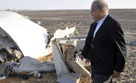 Vụ máy bay Nga rơi tại Ai Cập: Cairo cam kết làm rõ nguyên nhân
