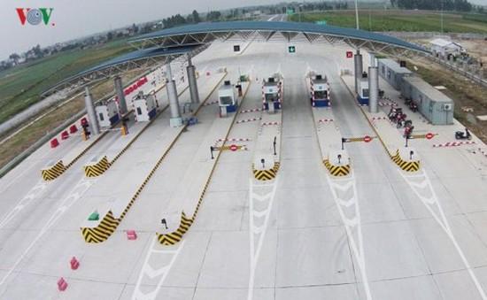 Kiểm soát tải trọng trên tuyến cao tốc Hà Nội - Hải Phòng