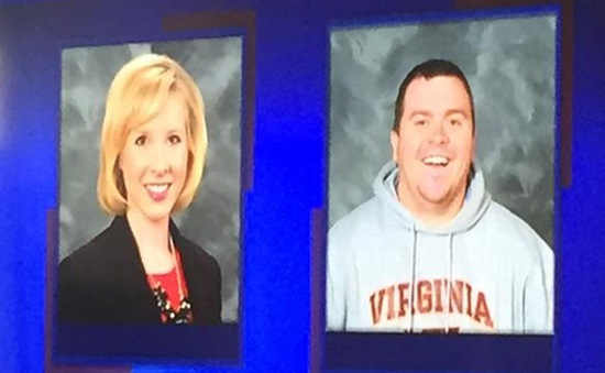 Hai phóng viên truyền hình Mỹ bị sát hại gây rúng động thế giới