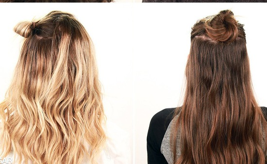Hướng dẫn cách búi tóc vừa nhanh vừa đẹp