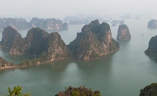 Vịnh Hạ Long vào danh sách 15 kiến tạo tự nhiên kỳ diệu nhất