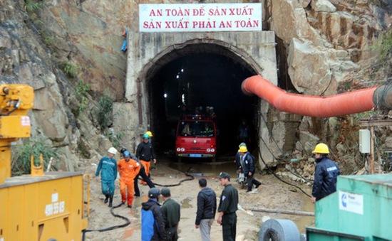 Thủy điện Đạ Dâng thi công trở lại sau 1 năm bị sập