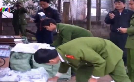 Sơn La: Phát hiện hàng trăm kg thực phẩm không rõ nguồn gốc