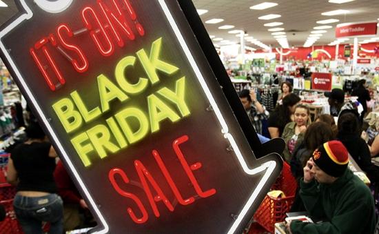 Hãng bán lẻ Anh 'thờ ơ' hơn với Black Friday