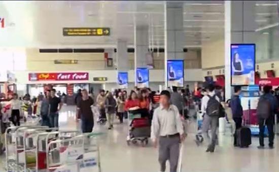 Cục Hàng không thắt chặt kiểm soát an ninh sân bay