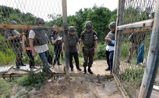 LHQ đề xuất đối thoại về vụ nổ mìn ở biên giới liên Triều