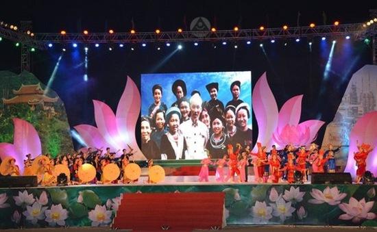 THTT Chương trình nghệ thuật Việt Nam - Thời đại Hồ Chí Minh (20h, VTV1)