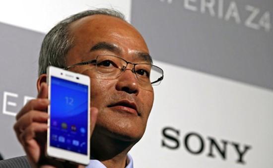 Sony phủ nhận tin đồn bán mảng kinh doanh smartphone