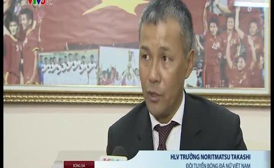 HLV người Nhật tự tin dẫn dắt đội tuyển nữ Việt Nam