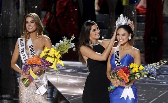 """Hoa hậu Philipines: """"Những gì vừa xảy ra thật kỳ lạ"""""""