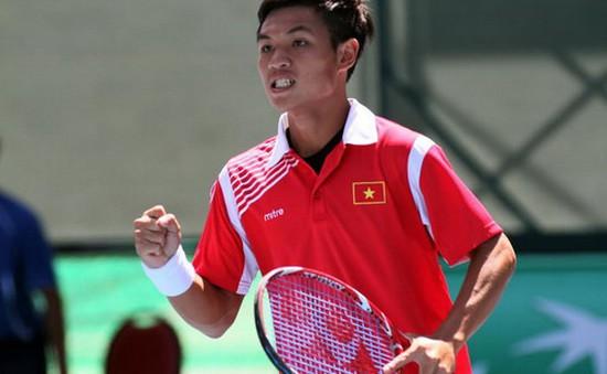Hoàng Thiên: Tay vợt đánh trái tay hiếm hoi của Việt Nam