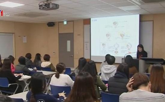 Học nghề - Sự lựa chọn mới của thanh niên Hàn Quốc