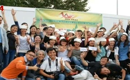 Hội trại sinh viên gốc Việt toàn châu Âu tại Đức