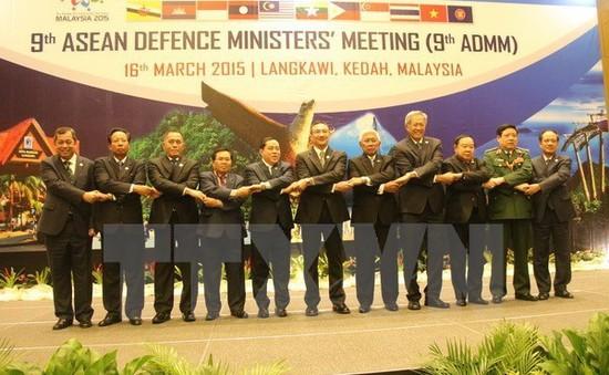 Hôm nay (3/11), khai mạc Hội nghị hẹp Bộ trưởng Quốc phòng ASEAN
