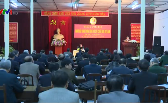 Hội Cựu chiến binh Việt Nam đã hoàn thành tốt công tác trọng tâm 2015
