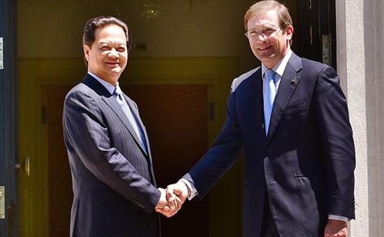 Hội đàm cấp cao Việt Nam - Bồ Đào Nha