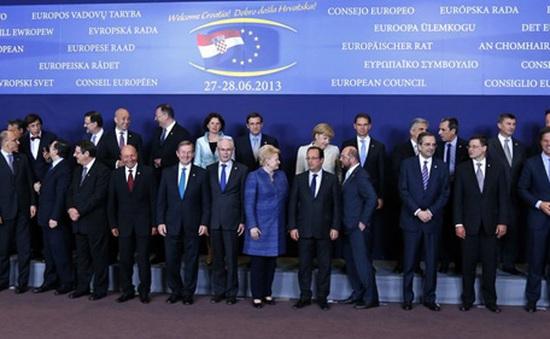 2 chủ đề chính của Hội nghị Thượng đỉnh EU