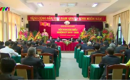 Khai mạc Hội nghị đại biểu Đảng bộ Ngoài nước nhiệm kỳ 2015 - 2020